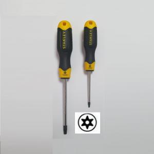 JGO DESTORNILLADORES SUPER TORX - TT15/TT40 - 2 PZAS