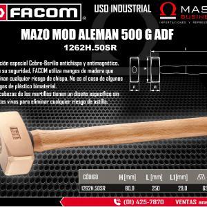 MAZO MOD ALEMAN 500 G ADF