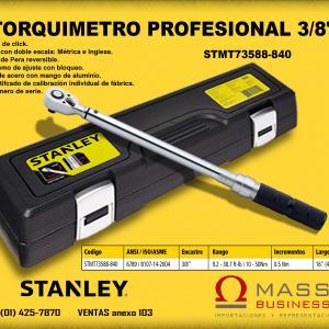 TORQUIMETRO 3/8 -10-50 FT-LB -10 - 50Nm