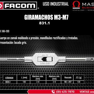 GIRAMACHOS M3-M7