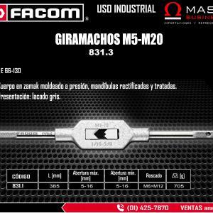GIRAMACHOS M6-M12