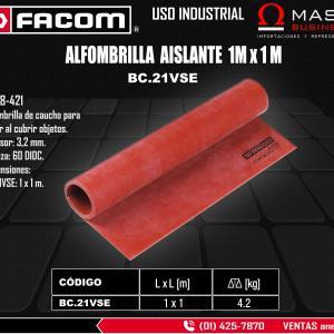 ALFOMBRILLA AISLANTE 1M X 1 M