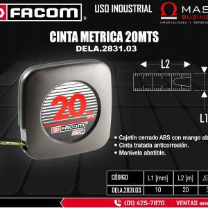 CINTA METRICA 20MTS
