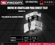 MATRIZ DE ENGATILLADO PARA CONECT TELEF