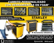 CARRO PORTA HERRAMIENTAS DE 7 CAJONES